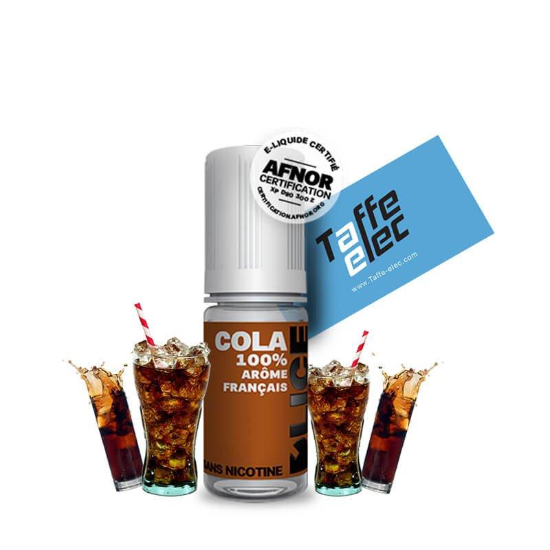 E liquide Cola - Dlice