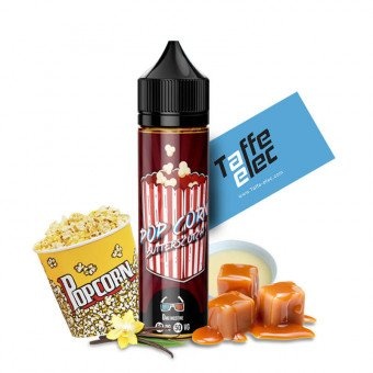 E liquide Pop-corn Butter-Scotch 50 ml - Supafly