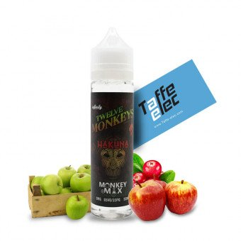 E liquide Hakuna 50ml - Twelve Monkeys