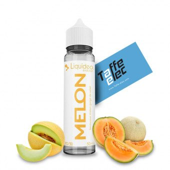 E-liquide Melon 50ml - Liquideo