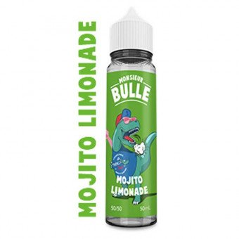 E liquide Mojito Limonade 50 ml - Mr Bulle - Liquideo