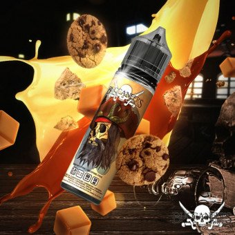 E-liquide Brody The Black 50 ml - Buccaneer's Juice - Avap