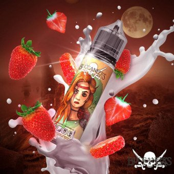 E-liquide Mary Read 50 ml - Buccaneer's Juice - Avap