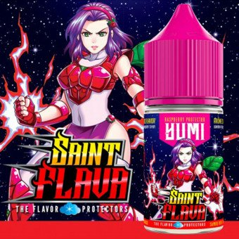 Arôme Yumi - Saint Flava - Swoke