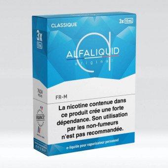 E-liquide FR-M Tripack 30 ml  - Alfaliquid