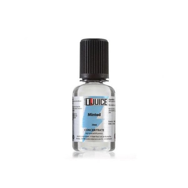 Arôme Minted 30 ml - T-Juice
