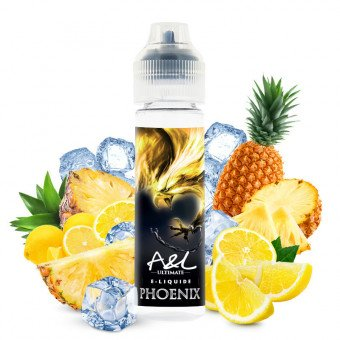 E-liquide Phoenix 50 ml - Ultimate - A&L