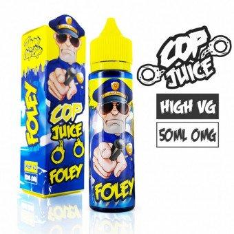 E liquide Foley 50ml - Cop Juice - Eliquid France