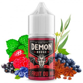 Arôme Rouge 30 ml - Le fruit du mal - Demon Juice