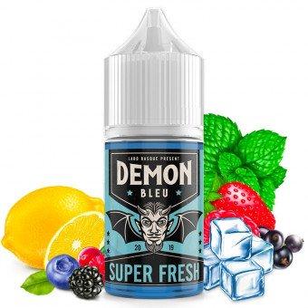 Arôme Bleu 30 ml - Super Fresh - Demon Juice