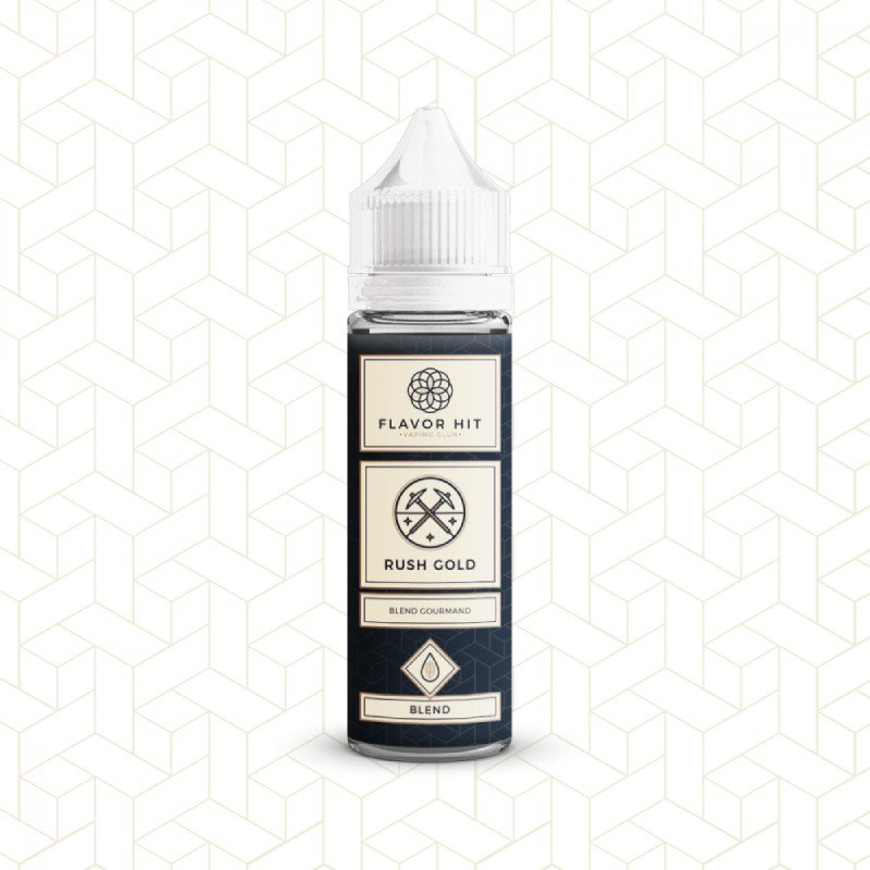 E-liquide Rush Gold 50 ml - Flavor Hit
