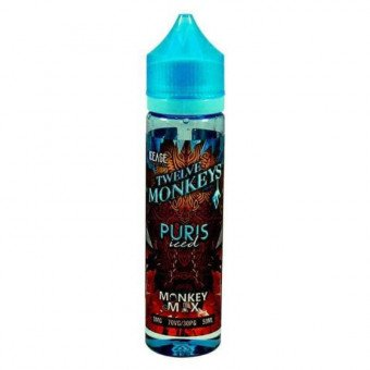 E-liquide Puris Iced - Twelve Monkeys