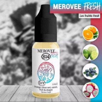 Arôme Mérovée Fresh 10 ml - 814