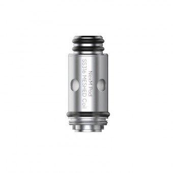 Résistances NexM 0.4 ohm (x5) - Smok