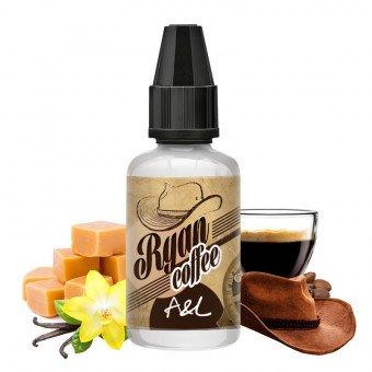 Arôme Ryan Coffee 30ml - Arômes et Liquides