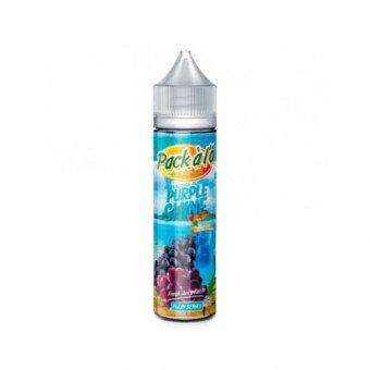 E-liquide Purple Shine V2 50ml - Pack à l'Ô