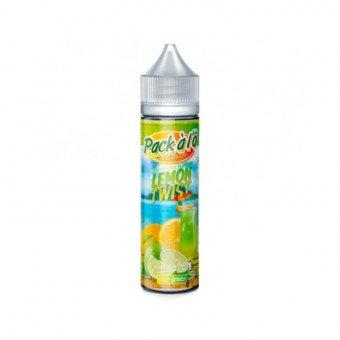 E-liquide Lemon Twist V2 50ml - Pack à l'Ô