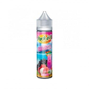 E-liquide Sunrise Peach V2 50ml - Pack à l'Ô