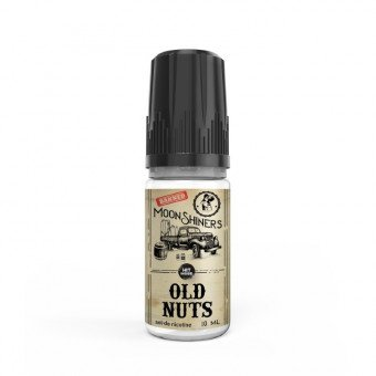 E-liquide Old Nuts Moonshiners sel de nicotine 10 ml - Le French Liquide