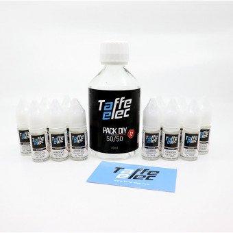 Pack DIY 50/50 200ml - Taffe-elec
