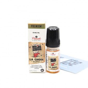 E-liquide La Chose Blend - French Liquide