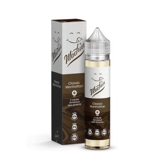 E-liquide Classic Manhattan 50ml - Machin - Savourea