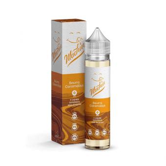 E-liquide Beurre Caramélisé 50ml - Machin - Savourea