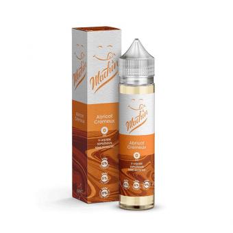 E-liquide Abricot Crémeux 50 ml - Machin - Savourea