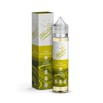 E-liquide Poire Gourmande 50 ml - Machin - Savourea