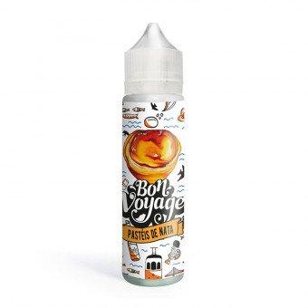 E-liquide Pastéis de Nata 50 ml - Bon Voyage - Le Coq Qui Vape