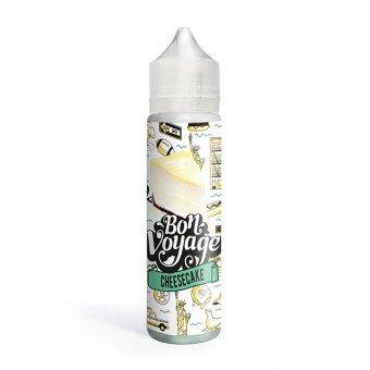 E-liquide Cheesecake 50ml - Bon Voyage - Le Coq Qui Vape
