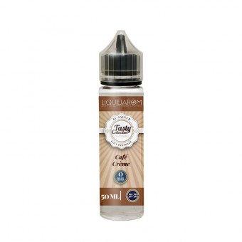 E-liquide Café Crème 50ml - Tasty by Liquidarom