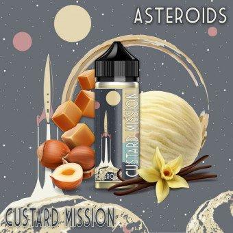 E-liquide Asteroid 170 ml - Custard Mission
