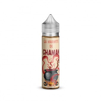 E-liquide Le Chaman 50 ml - La Marmite - Terrible Cloud
