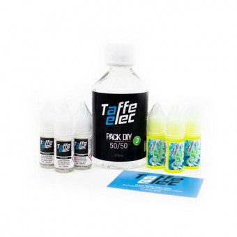 Pack DIY Icee mint 230 ml - Fruizee