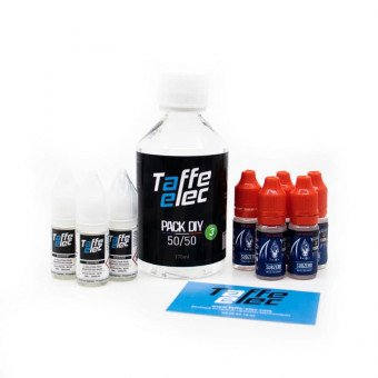 Pack DIY Subzero 250 ml - Halo