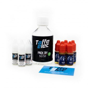 Pack DIY Tribeca 250 ml - Halo
