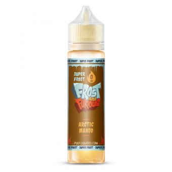 E-liquide Atlantic Lime Super Frost 50 ml - Frost and Furious