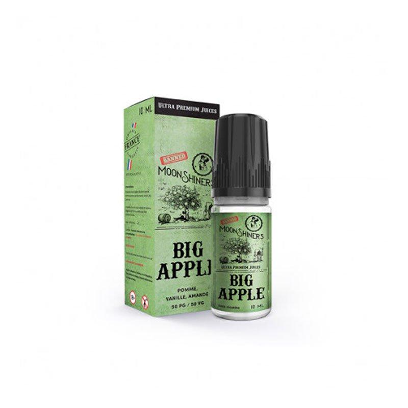 E-liquide Big Apple Moonshiner - Le French Liquide