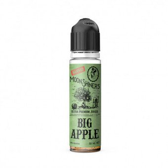 E-liquide Big Apple Moonshiners 50 ml - Le French Liquide