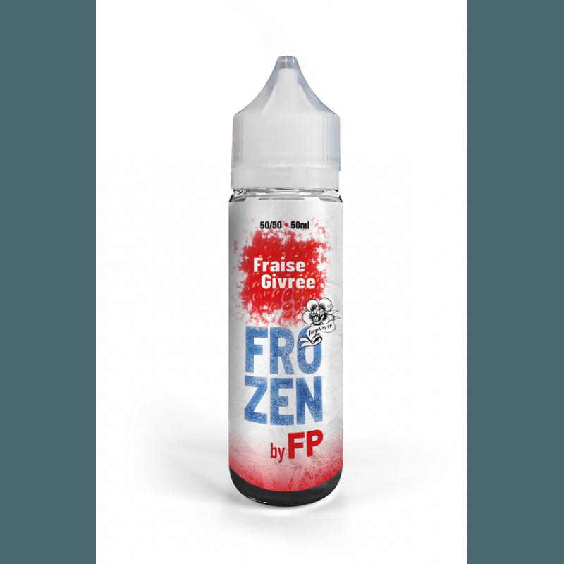 E-liquide Fraise Givrée 50 ml - Frozen - Flavour Power