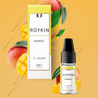 E-liquide Mango - Sel de nicotine - Roykin
