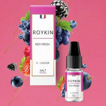E-liquide Red Fresh - Sel de nicotine - Roykin