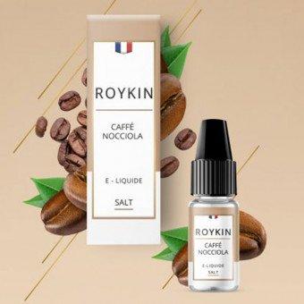 E-liquide Caffe Nocciola - Sel de nicotine - Roykin
