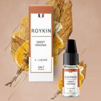 E-liquide Sweet Virginia - Sel de nicotine - Roykin