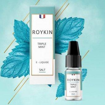 E-liquide Triple Mint - Sel de nicotine - Roykin