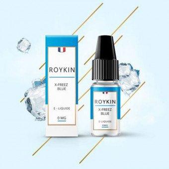 E-liquide X-Freez Blue - Roykin