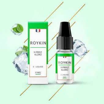 E-liquide X-Freez Kloro - Roykin