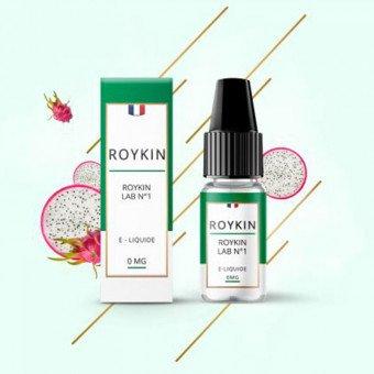 E-liquide Roykin Lab n°1 - Roykin