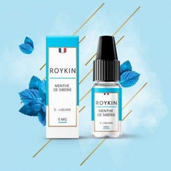 E-liquide Menthe de Sibérie - Roykin